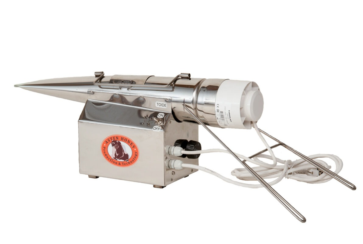 Oxalic acid vaporizer